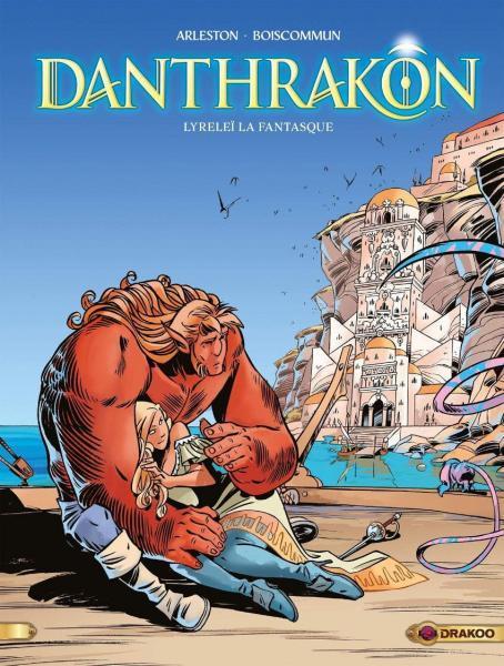 Danthrakon 2 Lyreleï la fantasque