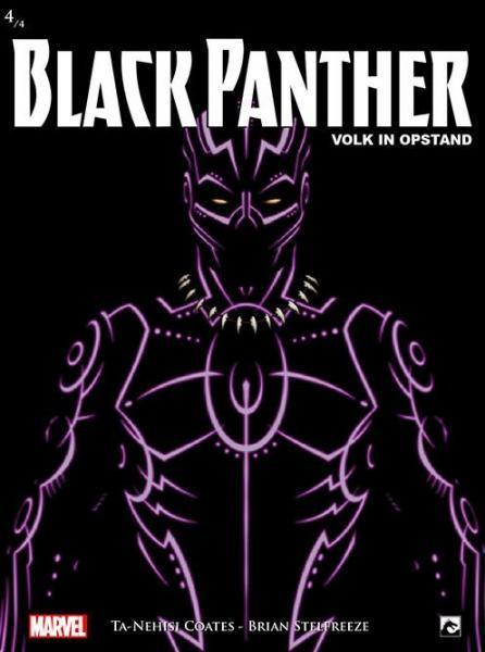 Black Panther: Volk in opstand 4 Deel 4