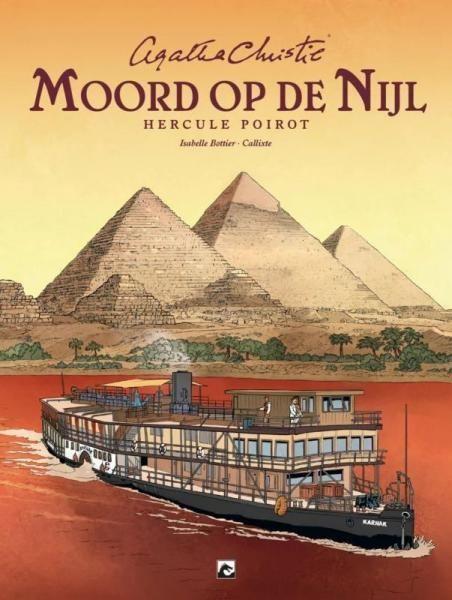 Hercule Poirot 3 Moord op de Nijl
