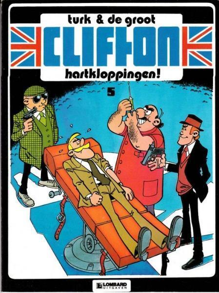 Clifton 5 Hartkloppingen!