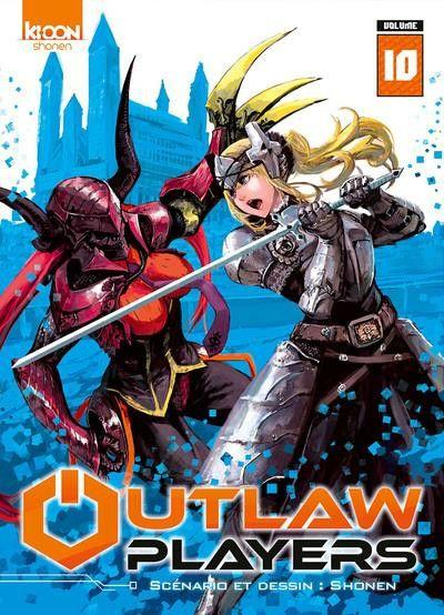 Outlaw Players 10 Volume 10