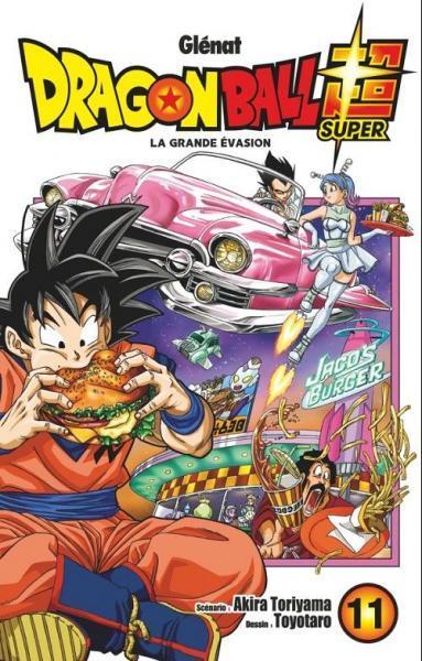 Dragon Ball Super 11 La grande évasion