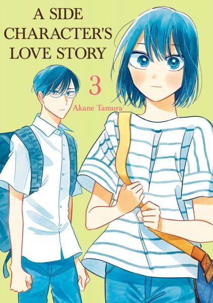 A Side Character's Love Story 3 Volume 3