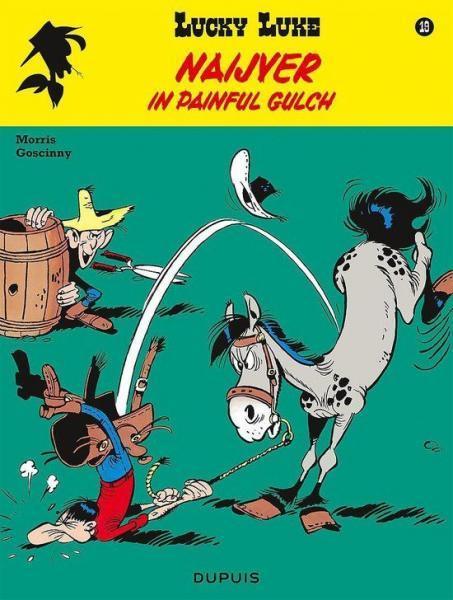 Lucky Luke (Nieuw uiterlijk - Dupuis/Lucky Comics) 19 Naijver in Painful Gulch