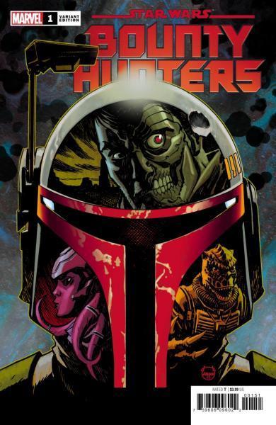 Star Wars: Bounty Hunters (Marvel) 1 Galaxy's Deadliest, Part 1