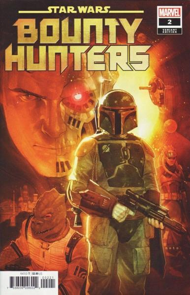 Star Wars: Bounty Hunters (Marvel) 2 Galaxy's Deadliest, Part 2: Sorrow of the Syndicates