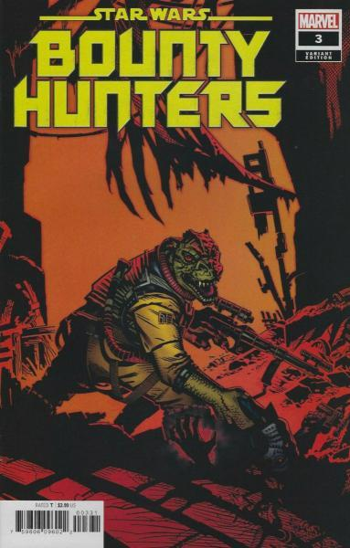 Star Wars: Bounty Hunters (Marvel) 3 Galaxy's Deadliest, Part 3: As the Scorekeeper Wills