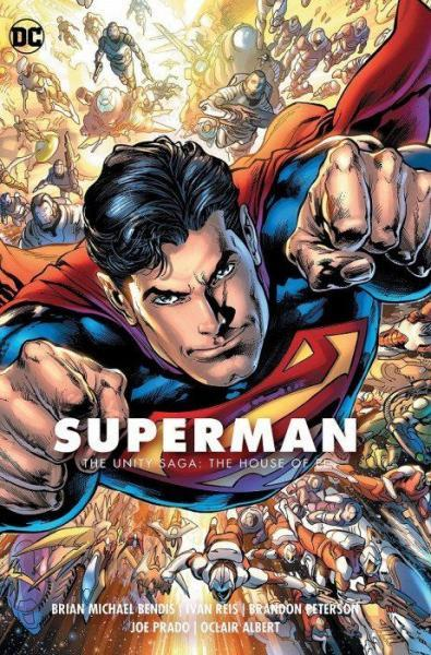 Superman INT D2 The Unity Saga: The House of El