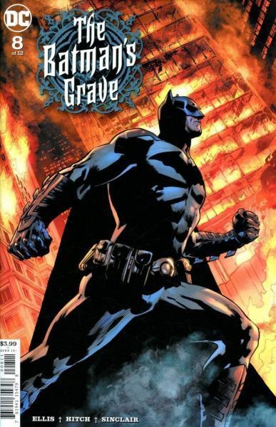 The Batman's Grave 8 Issue #8