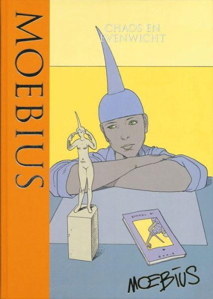 Moebius classics 7 Chaos en evenwicht