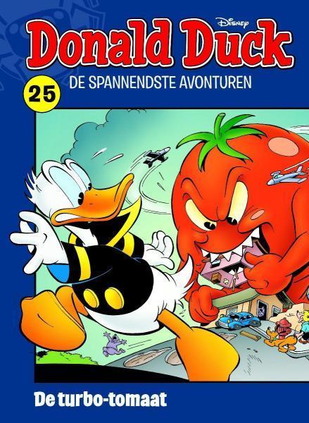 Donald Duck: De spannendste avonturen 25 De turbo-tomaat