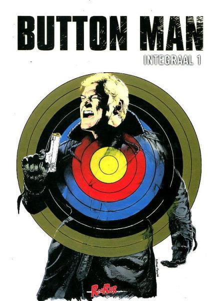 Button Man INT 1 Integraal 1