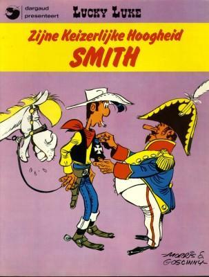 Lucky Luke (Dargaud/Lucky Comics) 14 Zijne Keizerlijke Hoogheid Smith