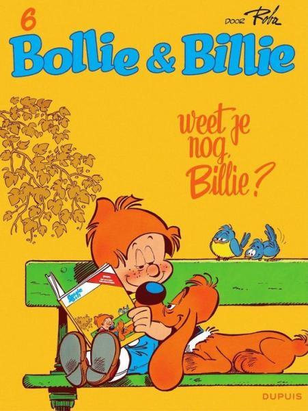 Bollie & Billie 6 Weet je nog, Billie?