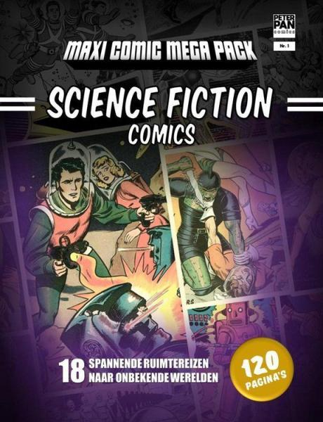 Science fiction comics 1 Nummer 1