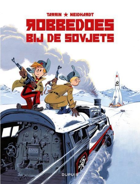 Robbedoes door... 16 Robbedoes bij de Sovjets