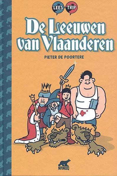 De leeuwen van Vlaanderen 1 De leeuwen van Vlaanderen