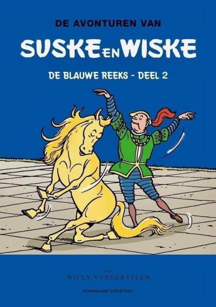 Suske en Wiske (Blauwe reeks) INT 2 Deel 2