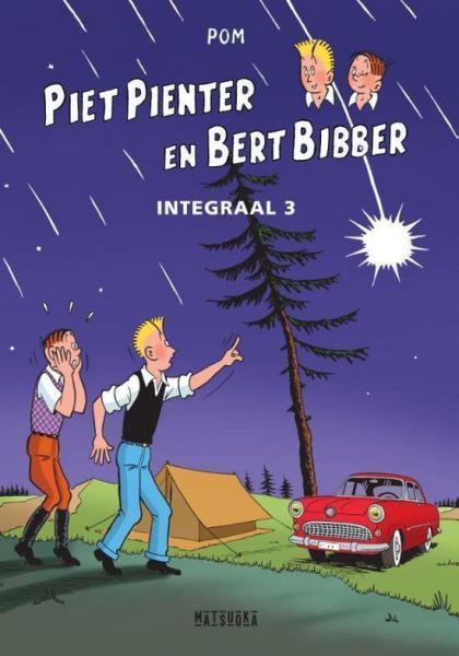 Piet Pienter en Bert Bibber INT 3 Integraal 3