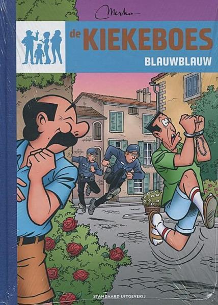 De Kiekeboes 156 Blauwblauw
