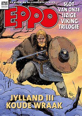 Eppo - Stripblad 2020 (Jaargang 12) 18 Nummer 18