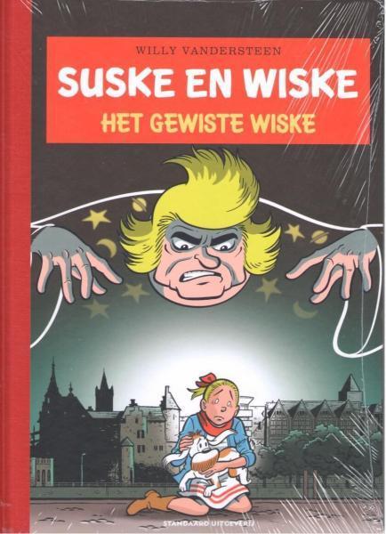 Suske en Wiske 353 Het gewiste Wiske