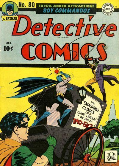 Detective Comics 80 Issue #80