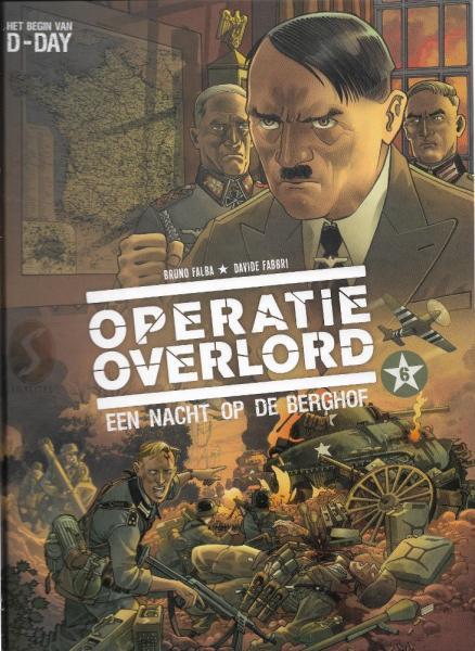 Operatie Overlord 6 Een nacht op de Berghof
