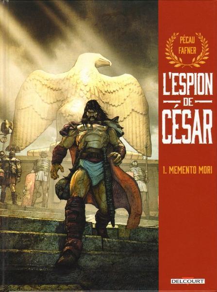 L' espion de César 1 Memento mori