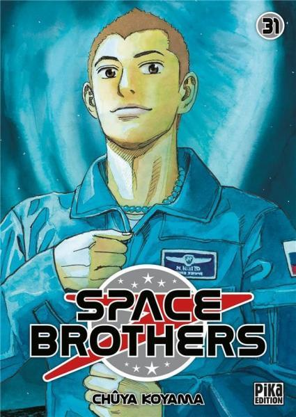 Space brothers 31 Tome 31