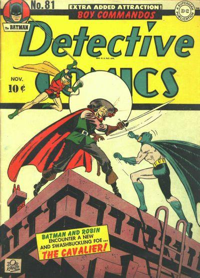 Detective Comics 81 Issue #81