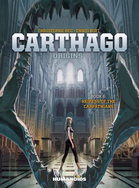Carthago 6 Heiress of the Carpathains
