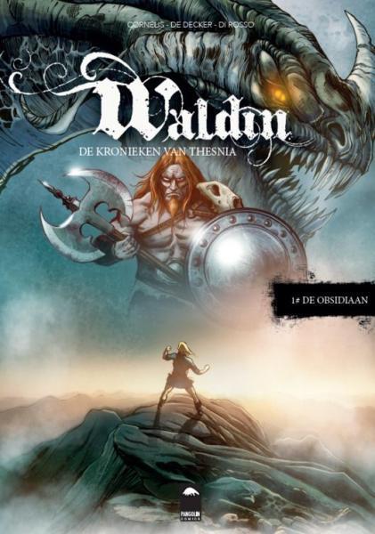 Waldin - De kronieken van Thesnia 1 De obsidiaan