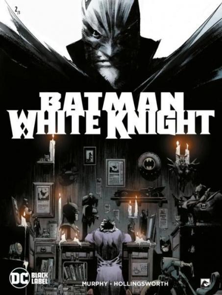 Batman: White Knight (Dark Dragon) 2 Deel 2