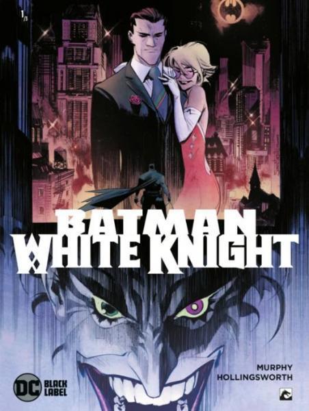 Batman: White Knight (Dark Dragon) 1 Deel 1