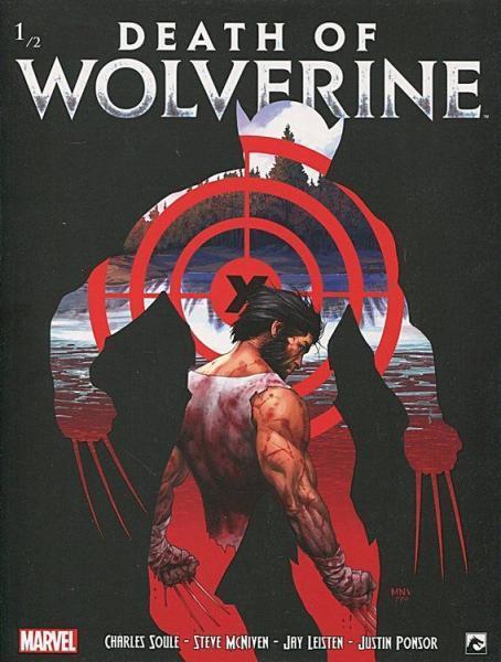 Death of Wolverine (Dark Dragon) 1 Deel 1