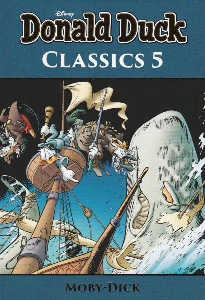 Donald Duck - Classics 5 Moby-Dick