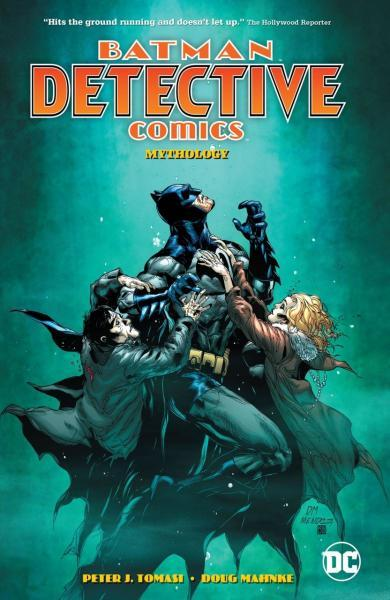 Detective Comics INT B10 Batman - Detective Comics: Mythology