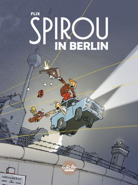 Robbedoes door... S7 Spirou in Berlin