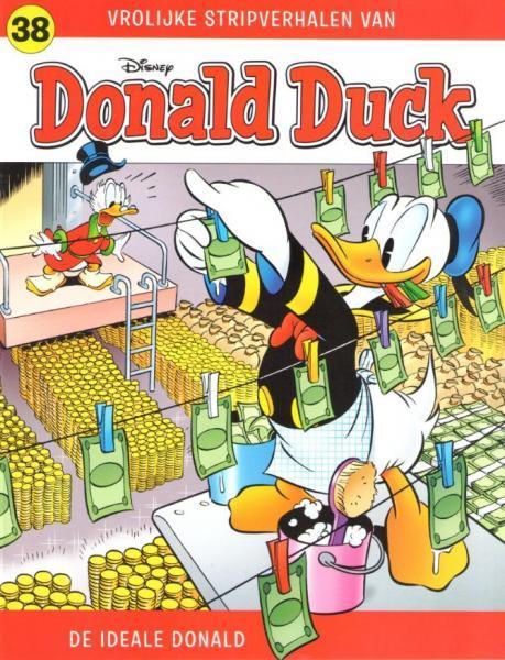 Donald Duck: Vrolijke stripverhalen 38 De ideale Donald