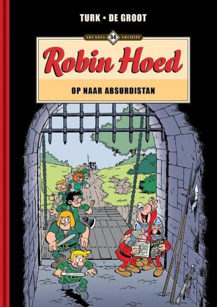 Robin Hoed S2 Op naar absurdistan