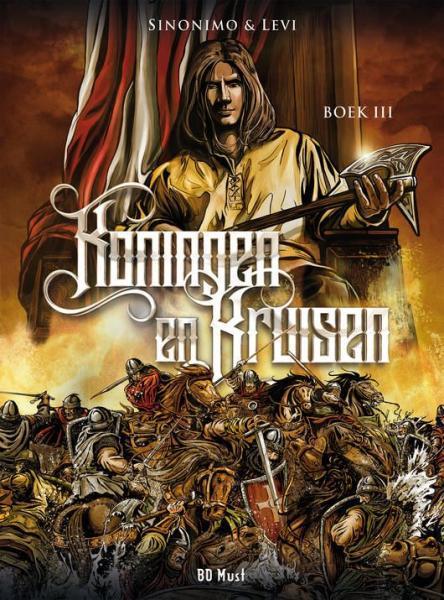 Koningen en kruisen 3 Boek III