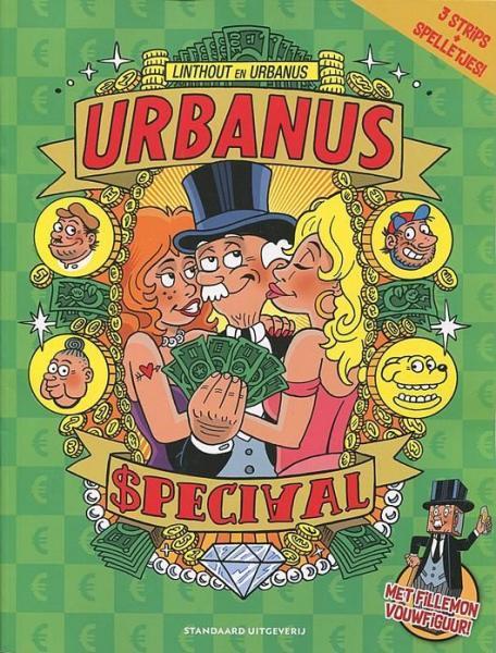 Urbanus INT SP18 Fillemon special