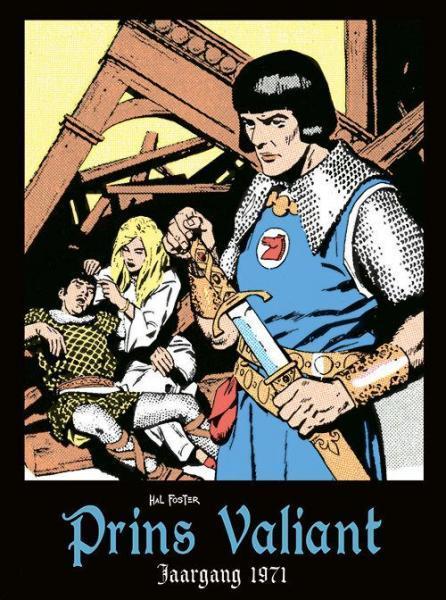 Prins Valiant (Silvester) 35 Jaargang 1971
