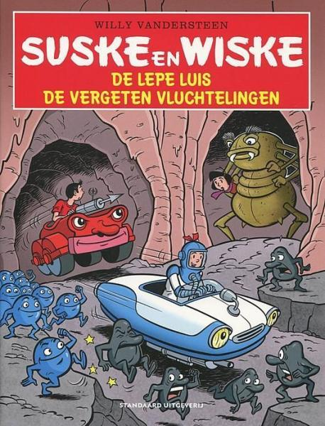 Suske en Wiske in het kort 20 De lepe luis - De vergeten vluchtelingen