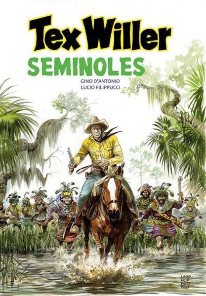 Tex Willer (Classics Hum!) 14 Seminoles