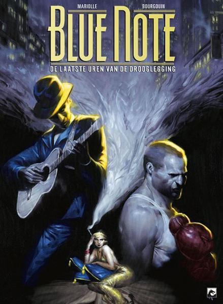 Blue Note (Dark Dragon) 1 Blue Note: De laatste uren van de drooglegging
