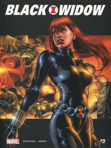 Black Widow: Itsy-Bitsy Spider (Dark Dragon) 1 Black Widow: Itsy-Bitsy Spider