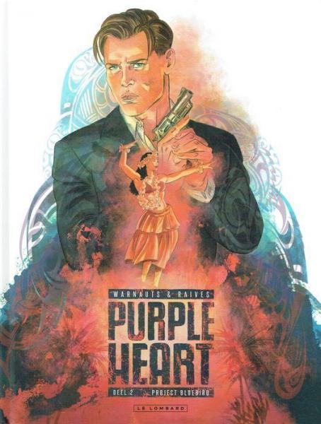 Purple heart 2 Project bluebird