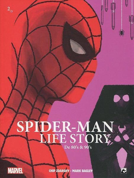 Spider-Man: Life Story (Dark Dragon) 2 De 80's & 90's